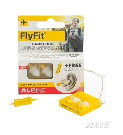 Ørepropper Fly- Alpine Flyfit ørepropper